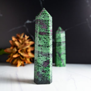 Ruby Zoisite Towers